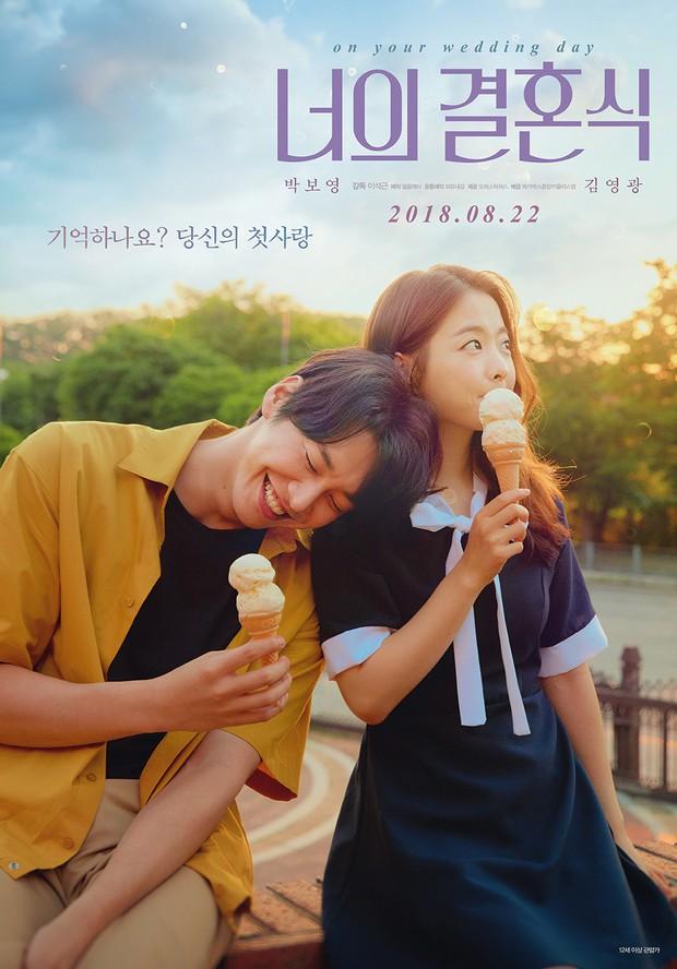 Phim của người đẹp không tuổi Park Bo Young xếp trên 3 bom tấn trong tuần khởi chiếu - Ảnh 2.