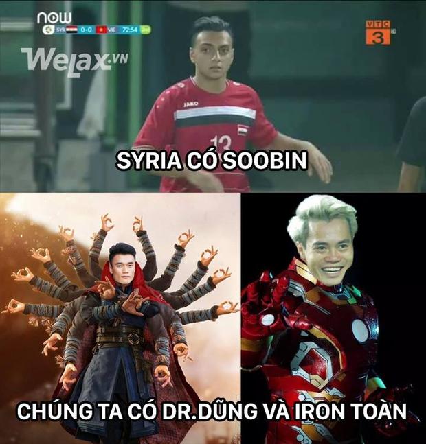 Ảnh chế: 120 phút xem Olympic Việt Nam đá tứ kết, người dân đi từ nín thở đến vỡ oà như thế này đây - Ảnh 3.