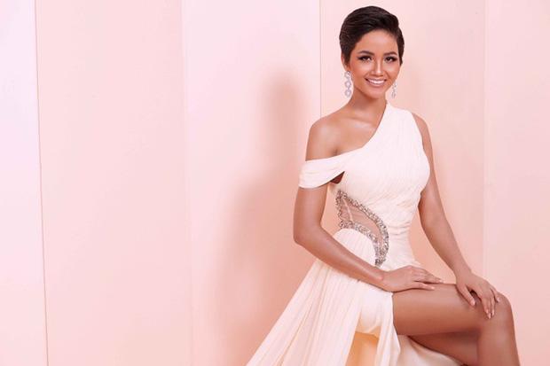 Giữa dàn người đẹp Hoa hậu Hoàn vũ Việt Nam, HHen Niê nổi bật với nhan sắc đầy sắc sảo và cá tính - Ảnh 3.