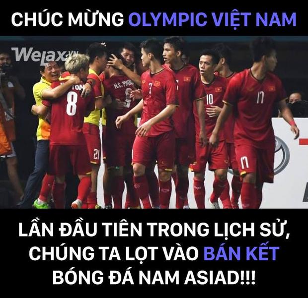Ảnh chế: 120 phút xem Olympic Việt Nam đá tứ kết, người dân đi từ nín thở đến vỡ oà như thế này đây - Ảnh 5.