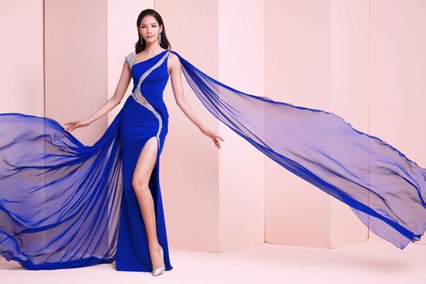 Giữa dàn người đẹp Hoa hậu Hoàn vũ Việt Nam, HHen Niê nổi bật với nhan sắc đầy sắc sảo và cá tính - Ảnh 5.