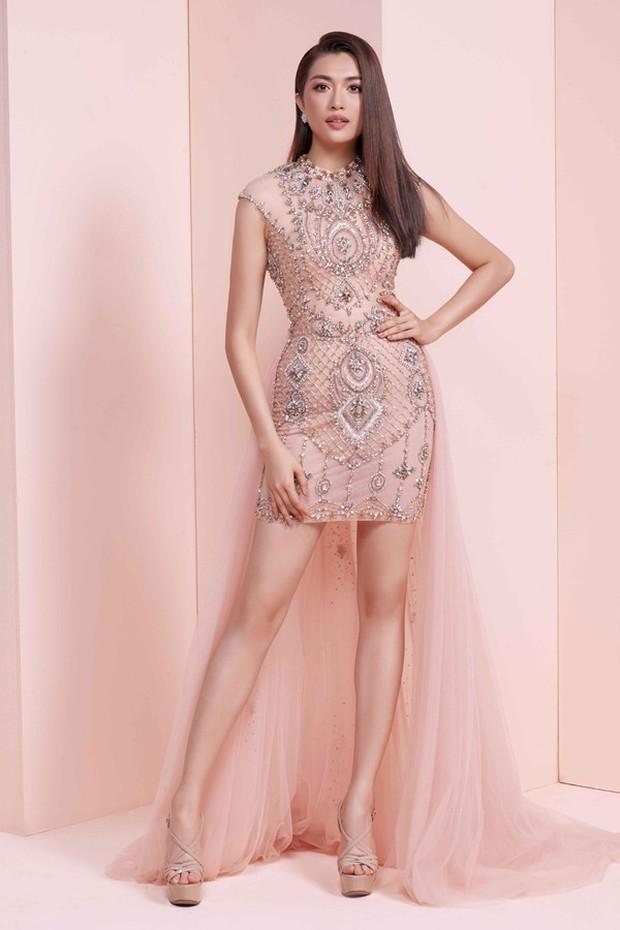 Giữa dàn người đẹp Hoa hậu Hoàn vũ Việt Nam, HHen Niê nổi bật với nhan sắc đầy sắc sảo và cá tính - Ảnh 9.