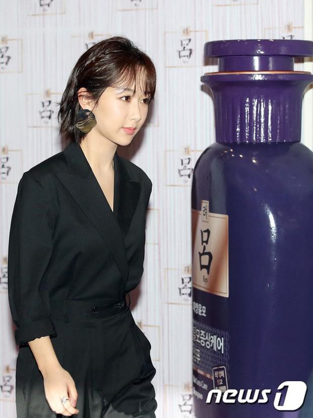 Park Shin Hye trở lại đẹp rạng rỡ bên nữ chính Hương Mật Tựa Khói Sương, Park Seo Joon lịch lãm tại sự kiện - Ảnh 12.