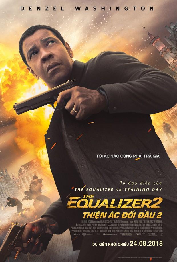 The Equalizer 2 – Siêu phẩm hành động cực chất không thể bỏ lỡ tháng 8 này - Ảnh 1.