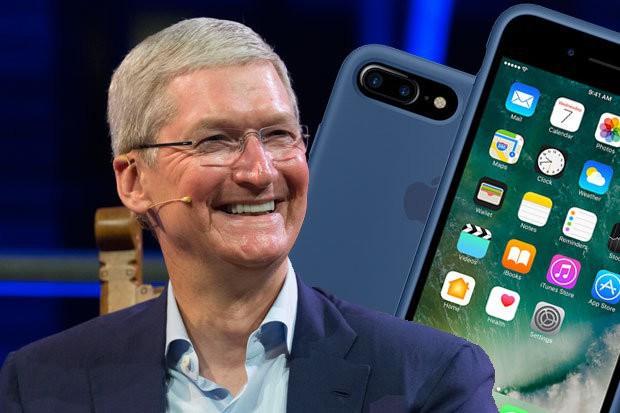 Đi một ngày làm, đủ tiêu cả năm: CEO Apple vừa đạt kỷ lục kiếm 3 nghìn tỷ đồng chỉ trong 1 ngày làm việc - Ảnh 1.