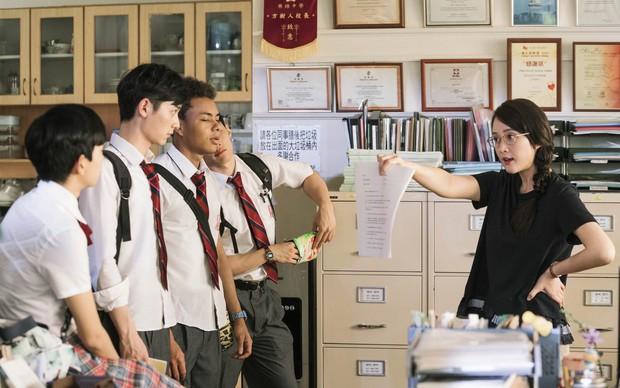 Lóa mắt với dàn sao toàn nhan sắc cực phẩm ở trường học của Đại Sư Huynh Chân Tử Đan - Ảnh 5.