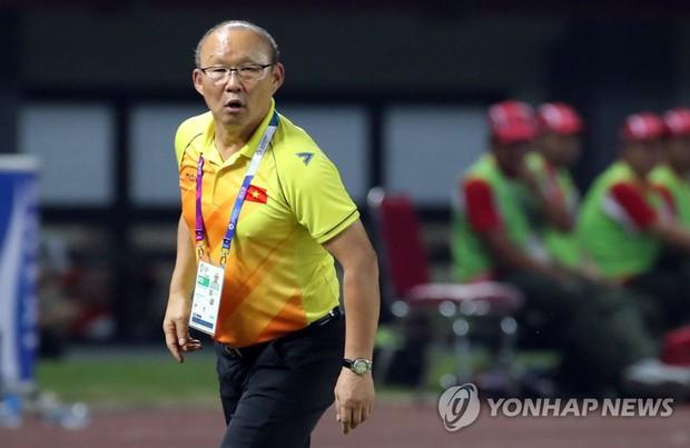 HLV Park Hang Seo: Tôi yêu Hàn Quốc nhưng trách nhiệm phải giúp Việt Nam chiến thắng - Ảnh 1.
