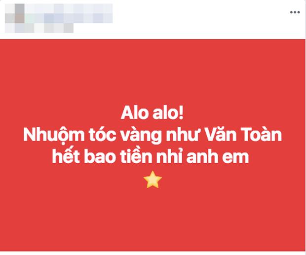 Việt Nam chiến thắng lịch sử, màu tóc bạch kim của Văn Toàn chắc chắn là màu tóc hot nhất 2018! - Ảnh 4.