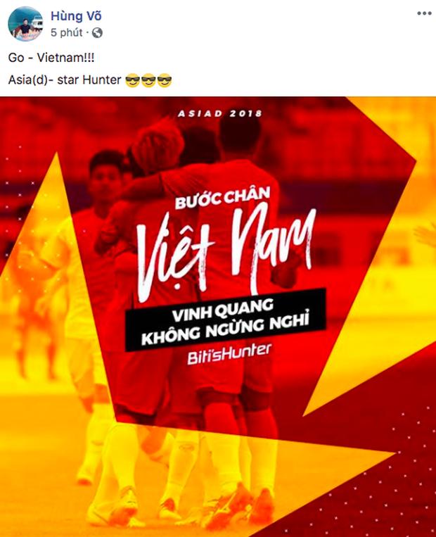 Cư dân mạng như nổ tung trước chiến thắng 1-0 của Việt Nam trước Olympic Syria, khắp nơi gọi tên Văn Toàn  - Ảnh 10.