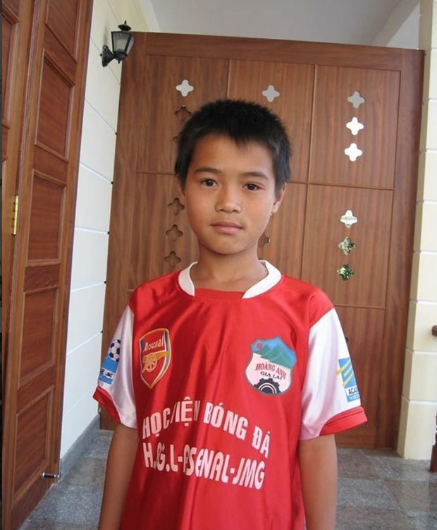 Ảnh thuở bé mũm mĩm đáng yêu của Văn Toàn - người hùng đưa đội tuyển Olympic Việt vào bán kết ASIAD - Ảnh 4.