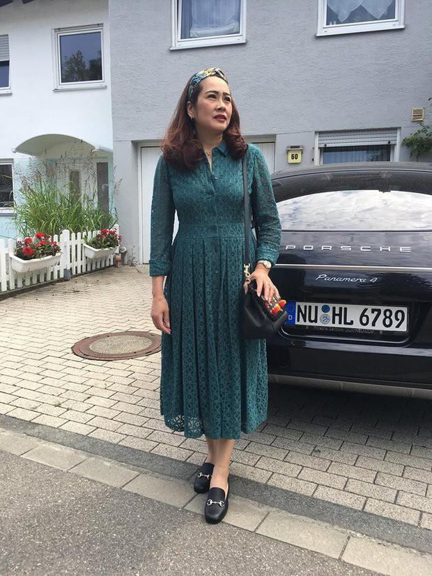 Bất ngờ trước nhan sắc trẻ trung, xinh đẹp của mẹ Lê Thảo Nhi - cô nàng rich kids mới nổi trên MXH Việt - Ảnh 7.