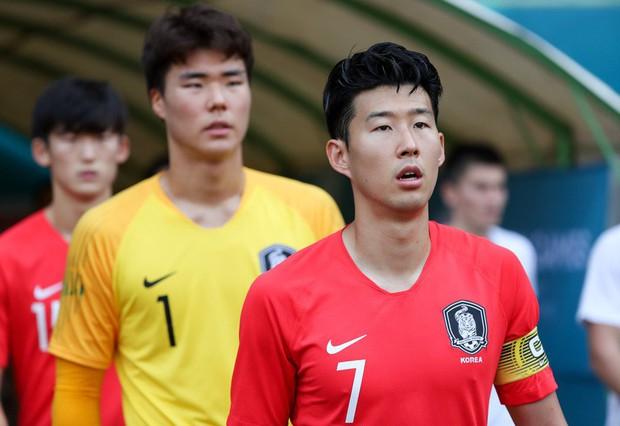Hàn Quốc Việt Nam ASIAD 2018: Đối thủ Olympic Việt Nam mạnh như nào? - Ảnh 1.