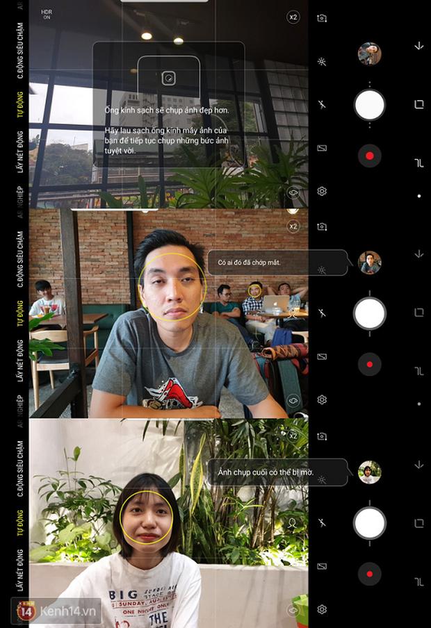 Thử ngay 7 tính năng camera cực chất trên Galaxy Note9, chẳng tốn công sống ảo mà ảnh vẫn hút like ầm ầm - Ảnh 3.