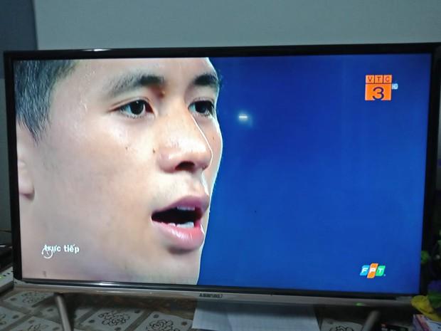 Đình Trọng chiếm spotlight với gương mặt đẹp trai xuất thần khi ra sân trong trận đấu lịch sử - Ảnh 1.