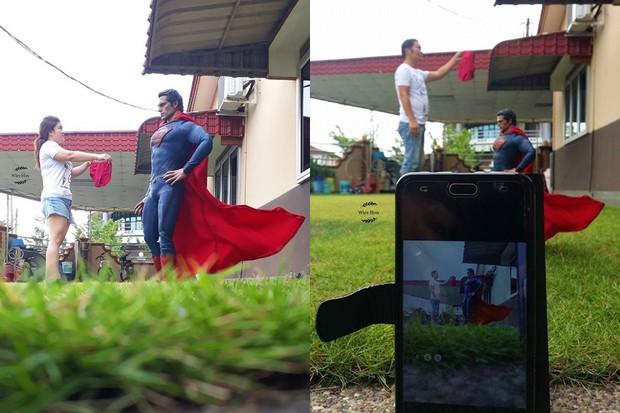 Anh chàng bắt cả Ironman, Ant-man dọn nhà cho mình chỉ với 1 mẹo chụp ảnh - Ảnh 4.