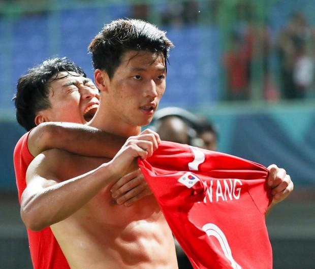 Hàn Quốc Việt Nam ASIAD 2018: Đối thủ Olympic Việt Nam mạnh như nào? - Ảnh 2.