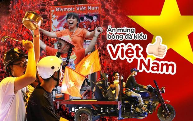 Dân Việt Nam và tình yêu với bóng đá: không đứng thứ nhất thì cũng phải về nhì cái Trái Đất này! - Ảnh 1.