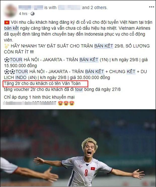 Bùng nổ tour du lịch sang Indonesia trực tiếp cổ vũ cho Olympic Việt Nam đá trận bán kết với Hàn Quốc - Ảnh 6.