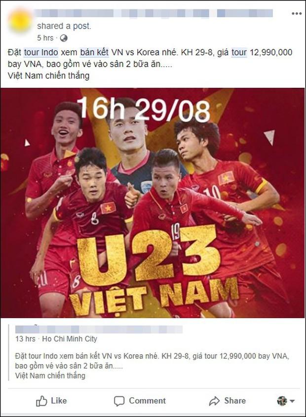 Bùng nổ tour du lịch sang Indonesia trực tiếp cổ vũ cho Olympic Việt Nam đá trận bán kết với Hàn Quốc - Ảnh 5.