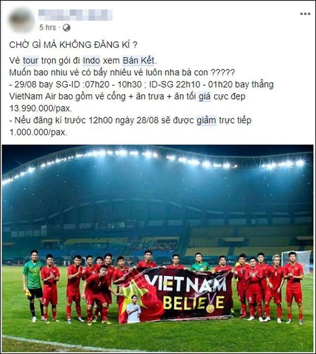 Bùng nổ tour du lịch sang Indonesia trực tiếp cổ vũ cho Olympic Việt Nam đá trận bán kết với Hàn Quốc - Ảnh 7.