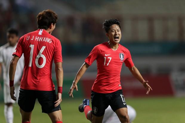 Hàn Quốc Việt Nam ASIAD 2018: Đối thủ Olympic Việt Nam mạnh như nào? - Ảnh 3.