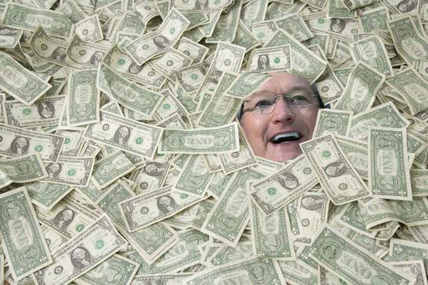 Nếu Tim Cook bất ngờ rời khỏi cương vị CEO của Apple, ai có thể thay thế được ông? - Ảnh 2.