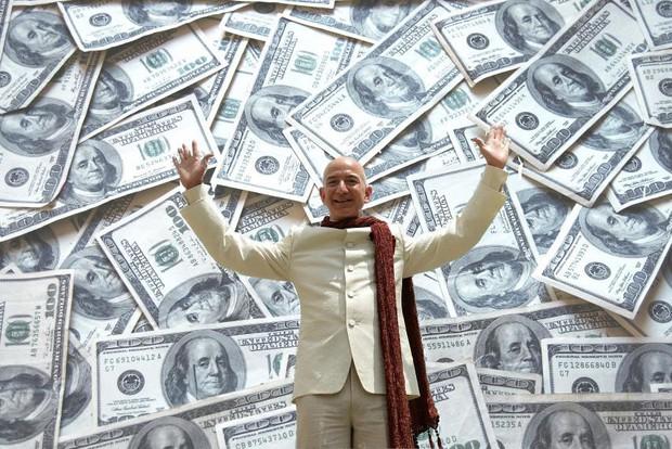 Ông trùm Jeff Bezos kiếm tiền ra sao, tiêu tiền thế nào mà giàu hơn Bill Gates tận 50 tỷ USD? - Ảnh 16.