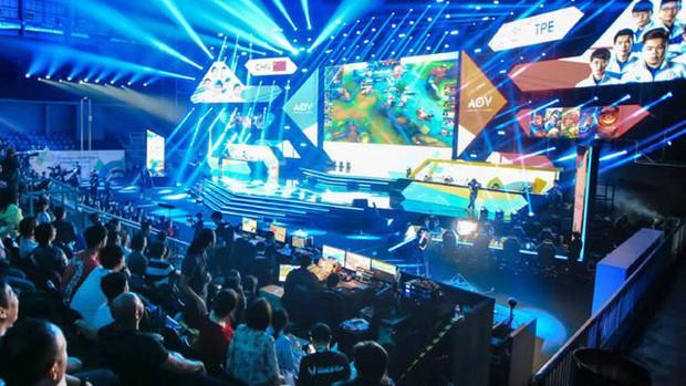 """""""Mobile esport"""" tỏa sáng tại Đại hội Thể thao châu Á ASIAD 2018 - Ảnh 2."""