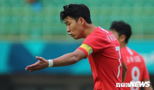 Son Heung-min: Chuyện miễn nghĩa vụ quân sự Hàn Quốc nếu thắng Việt Nam - Ảnh 1.