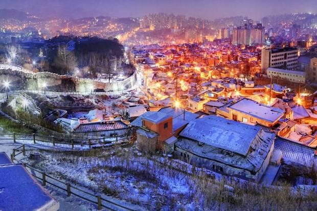 Lặng người trước cảnh đẹp Hàn Quốc - đất nước sở hữu đội bóng cực mạnh - Ảnh 13.