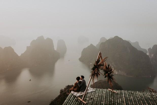 Những bức ảnh cưới ấn tượng nhất 2018, tác phẩm chụp tại Việt Nam cũng được vinh danh - Ảnh 3.