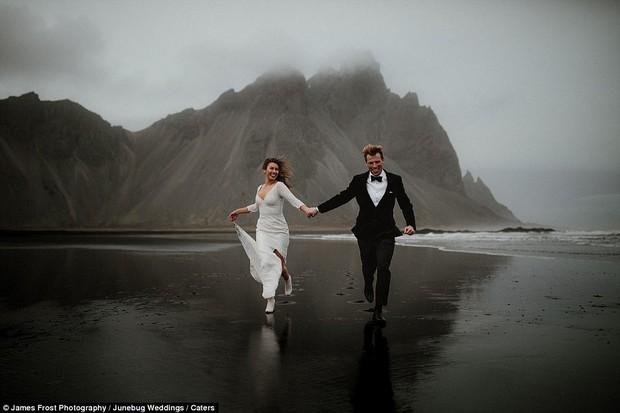 Những bức ảnh cưới ấn tượng nhất 2018, tác phẩm chụp tại Việt Nam cũng được vinh danh - Ảnh 4.