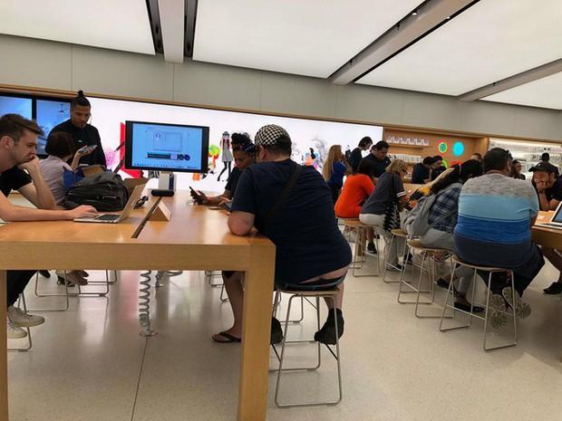 Dịch vụ ở Tây: Đổi trả iPhone 6 cho Apple, được ngay 75 USD, thủ tục chưa đến 30 phút - Ảnh 8.