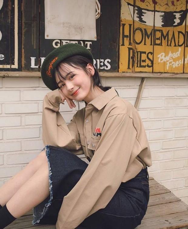 Đẹp bằng cả Nancy và Somi kết hợp, mỹ nhân lai chưa ra mắt đã được dự đoán sẽ gây xôn xao cả Kpop - Ảnh 8.