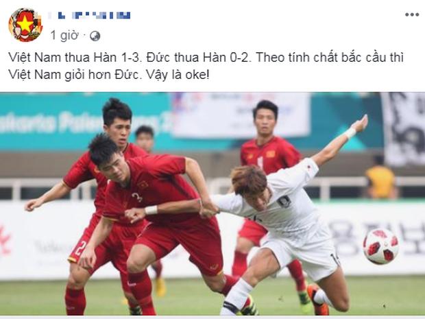 Người hâm mộ Việt Nam an ủi thầy trò HLV Park Hang Seo trận thua Hàn Quốc - Ảnh 8.