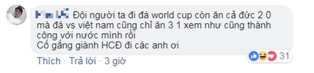 Người hâm mộ Việt Nam an ủi thầy trò HLV Park Hang Seo trận thua Hàn Quốc - Ảnh 5.