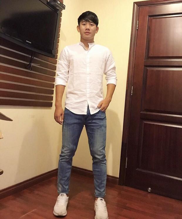 Profile đầy đủ của Minh Vương - chàng trai ghi bàn thắng duy nhất cho Olympic Việt Nam trước Hàn Quốc - Ảnh 3.