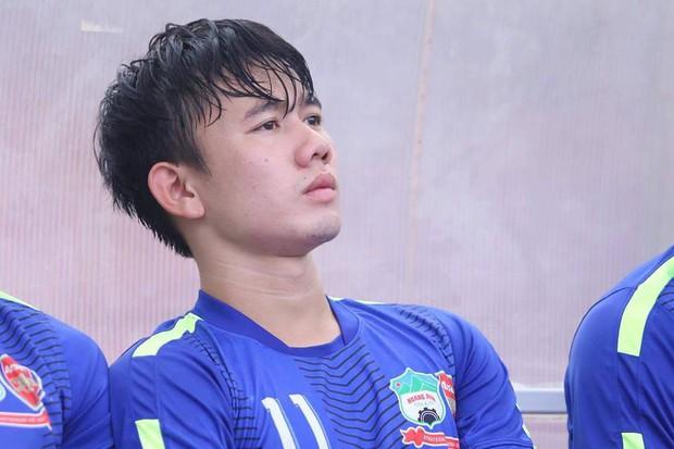 Profile đầy đủ của Minh Vương - chàng trai ghi bàn thắng duy nhất cho Olympic Việt Nam trước Hàn Quốc - Ảnh 1.