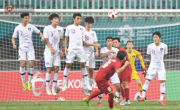 Minh Vương nói gì về siêu phẩm vào lưới đội tuyển Olympic Hàn Quốc? - Ảnh 1.
