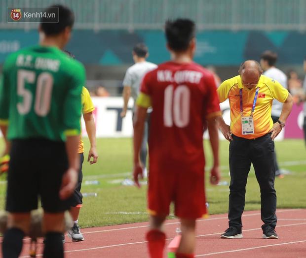 """HLV Park Hang Seo: """"Tôi xin chịu trách nhiệm về trận thua của Việt Nam"""" - Ảnh 3."""