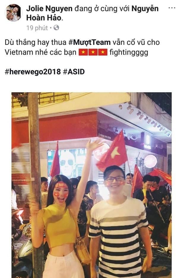 Thanh Tú bật khóc, Mỹ Linh và các thí sinh Hoa hậu Việt Nam 2018 vỡ oà trước cú ghi bàn tuyệt đẹp của Minh Vương - Ảnh 8.