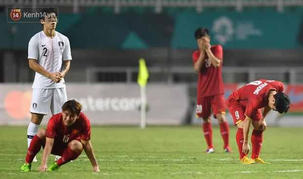 """HLV Park Hang Seo: """"Tôi xin chịu trách nhiệm về trận thua của Việt Nam"""" - Ảnh 1."""