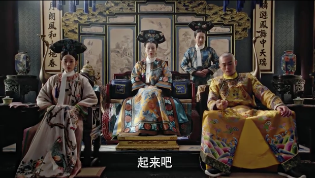 Như Ý Truyện gây chú ý nhờ đỉnh cai diễn xuất của Châu Tấn  - Ảnh 5.