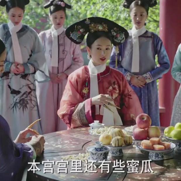 Hậu Cung Như Ý Truyện mời 18 chuyên gia ẩm thực cho món ăn trong phim - Ảnh 10.