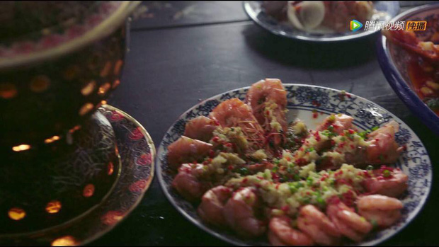 Hậu Cung Như Ý Truyện mời 18 chuyên gia ẩm thực cho món ăn trong phim - Ảnh 4.