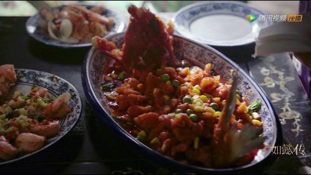 Hậu Cung Như Ý Truyện mời 18 chuyên gia ẩm thực cho món ăn trong phim - Ảnh 6.