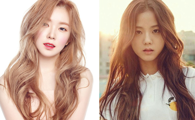 Bàn cân visual giữa Irene (Red Velvet) và Jisoo (Black Pink): makeup và làm tóc giống hệt, nhưng ai hơn ai? - Ảnh 3.