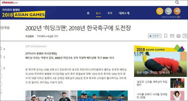 Truyền thông Hàn Quốc lo ngại khi đội nhà đối đầu Olympic Việt Nam - Ảnh 4.