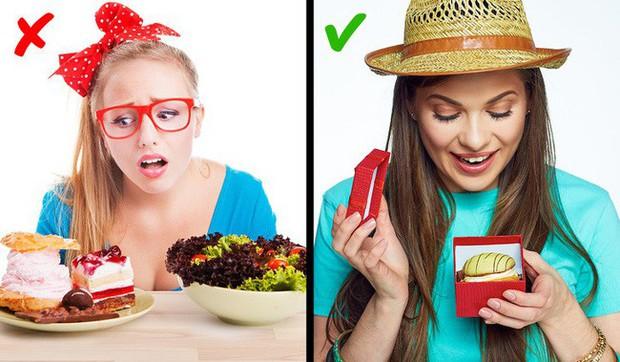 Tuổi trẻ mà muốn giảm cân không gây stress thì đừng bao giờ bỏ qua 9 bí quyết này - Ảnh 6.