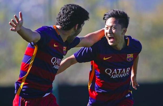 Cầu thủ lập cú đúp cho Olympic Hàn Quốc: Điển trai như Idol và được gọi là truyền nhân của Messi - Ảnh 2.